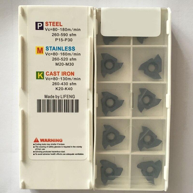 PCD 2pcs WNGA080404 PCD30  Used for Aluminum  Polycrystalline diamond tools