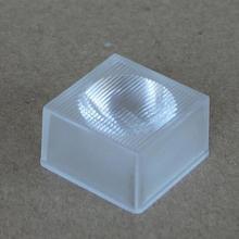 DSBI-20.9 квадратный водонепроницаемый светодиодный объектив, степень: 8X60, размер: 20,9X20,9X11,5 мм, полоса поверхности, pmma-материалы