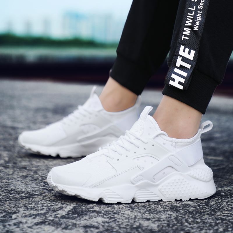 HTB1XG6BFv9TBuNjy0Fcq6zeiFXaA - Fashion Shoes Men Sneakers Men Casual Shoes Trainers Air huaraching Sneakers zapatos hombre Walking Platform Shoes chaussures