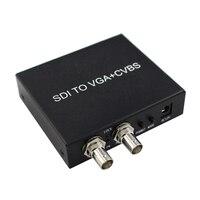 2020 새 스타일 SDI 신호-VGA 또는 AV 신호 SDI-VGA + CVBS 무료 배송