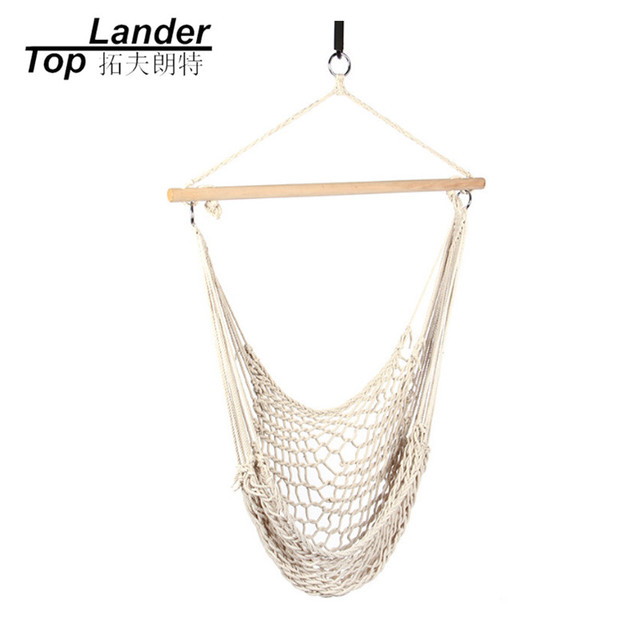 outdoor hammock chair hanging chairs swing cotton rope   swing cradles kids adults outdoor indoor swing outdoor hammock chair hanging chairs swing cotton rope   swing      rh   aliexpress