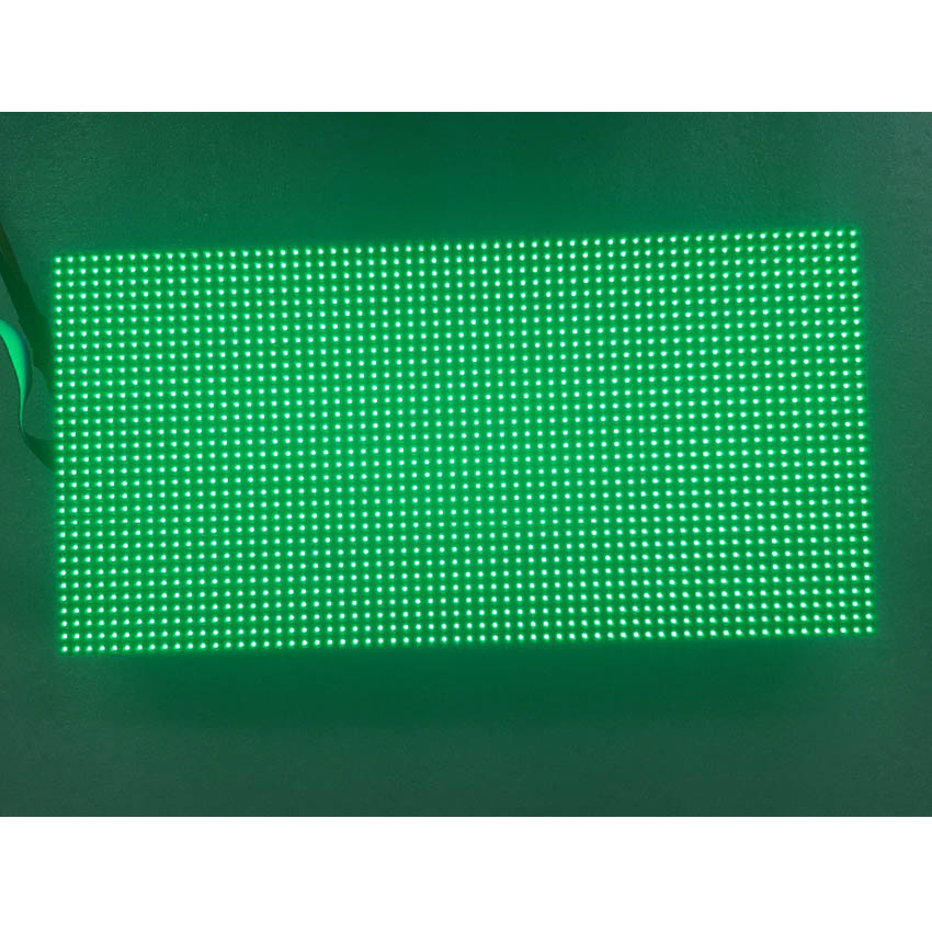 Outdoor P4 256*128mm LED Module 64x32dots Waterproof High Qquality RGB SMD Panel For Full Color LED Display Screen