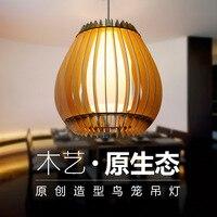Деревянный светильник производитель Юго Восточной Азии дома отдыха Оборудование моделируемый свет оптовые Клубные характеристики