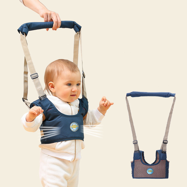 Baby Walker Baby Toddler Harness Assistant Backpack Leash For