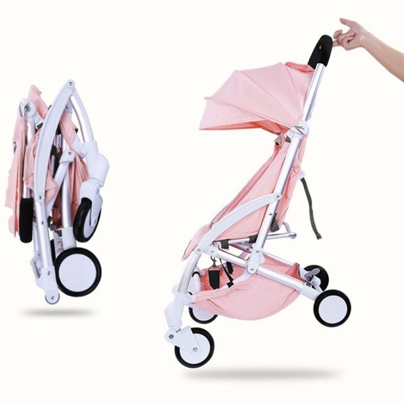 5.8Kg Lightweight Baby Stroller Carrinho de Bebe Bebek Arabasi Poussette Kinderwagen Pushchair Folding Portable Luxury Stroller5.8Kg Lightweight Baby Stroller Carrinho de Bebe Bebek Arabasi Poussette Kinderwagen Pushchair Folding Portable Luxury Stroller