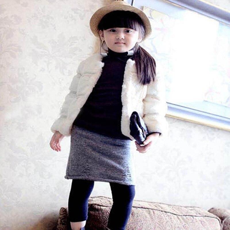2019 бренд дівчаток зимових теплий - Дитячий одяг - фото 3