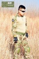 Military army shirt Phoenix sleeved clothes FG frog jungle python desert python dress SHIRT S XXL