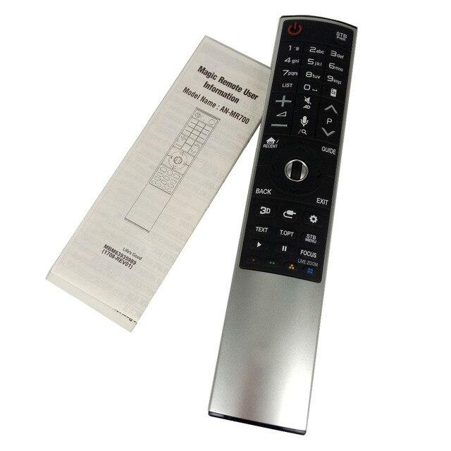 ใหม่ของแท้AN MR700สำหรับLG Magic Motionรีโมทคอนโทรลเลื่อนสำหรับLG 3Dสมาร์ททีวีAKB75455601 Fernbedienung