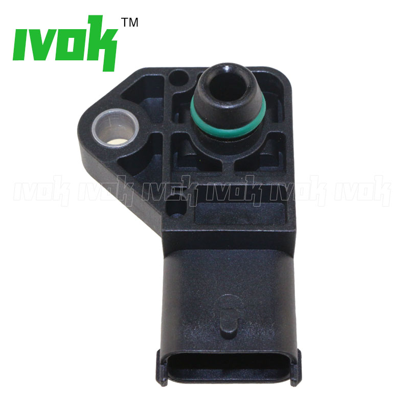 37830-P05-A01 079800-4250 3 Bar Air Manifold Absolute Pressure MAP Sensor For Honda Civic Del Sol Accord CR-V Shuttle Prelude Excavator Aftermarket Part
