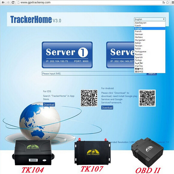 Platform Tracking Coban Gps Www.gpstrackerxy.com Web-Online Imei Activate License--10years