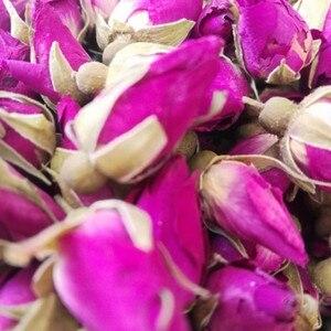 Image 4 - Nowy naturalny 1 worek 250g suszone róże kwiat pąk róży różana dziewczyna kobiety prezent dekoracje ślubne