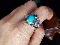 Тайский серебряное кольцо 925 пробы, Мужской Дамы кольцо, отдельных ящерица кольцо