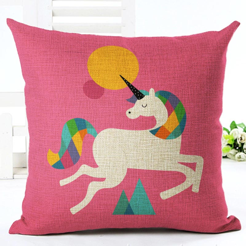 European Decorative Pillows : 2015 Fashion European Decorative Cushions New Arrival Cartoon Style Throw Pillows Car Home Decor ...