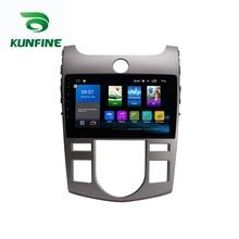 Восьмиядерный 1024*600 Android 7,1 автомобильный DVD gps навигации игрока Deckless стерео для KIA Forte 2008- 2017 на Радио головного устройства WI-FI