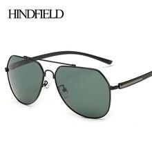 HINDFIELD Moda gafas de Sol de Los Hombres Polarizados de Conducción gafas de Sol Para Hombre Diseñador de la Marca de Deportes Gafas de Sol Hombre gafas de sol hombre