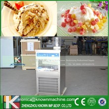 100kg/day milk snow ice maker/shaved ice machine   withour refrigerant