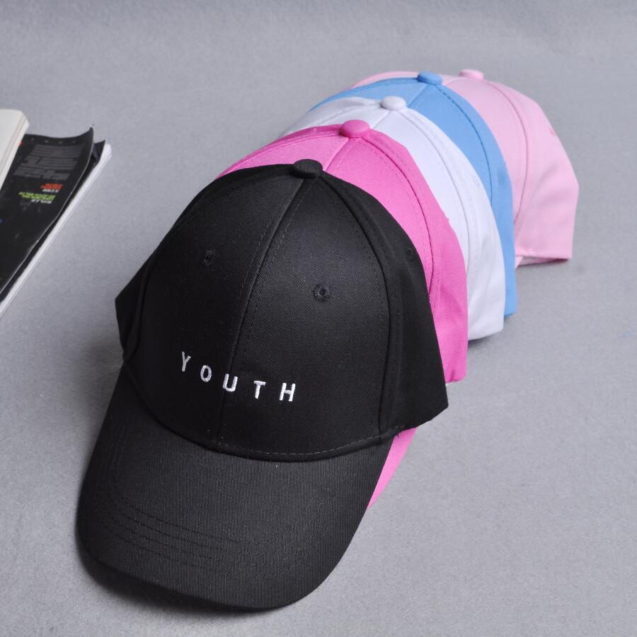 2017 Brand Fashion Street Adjustable Youth Baseball Cap -4338