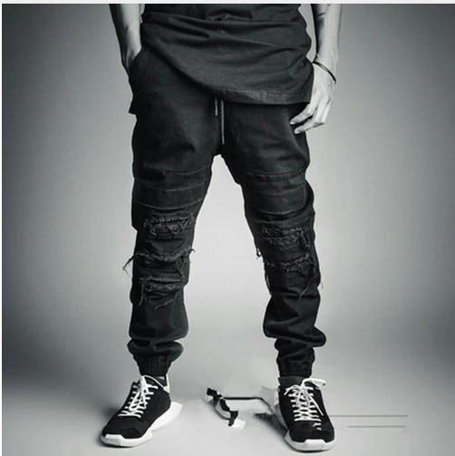 Online Get Cheap Mens Black Jeans Loose Fit -Aliexpress.com ...