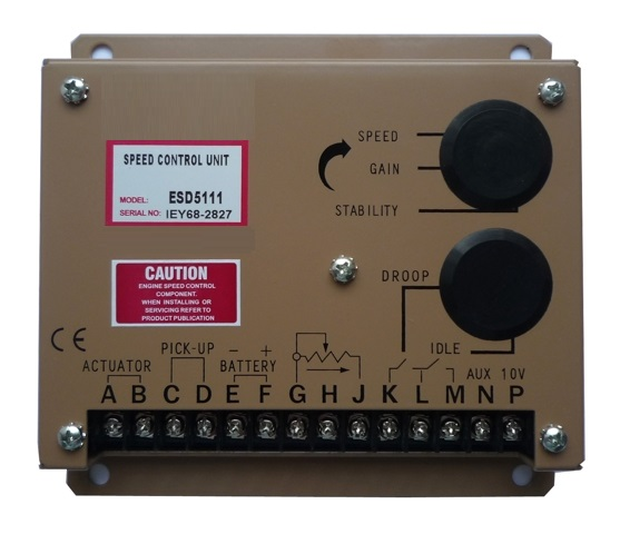 generator engine Speed Controller ESD5111 коляска модульная vikalex vikalex grata 3 в 1 leather cafe late vi73367
