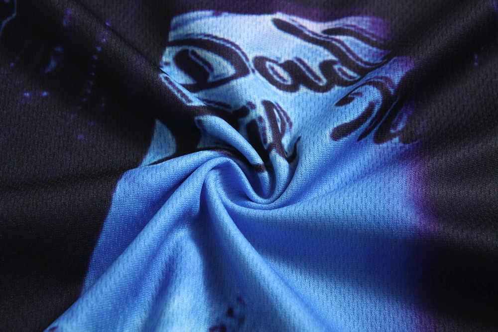 2017 летние фильмы отряд самоубийц для мужчин и женщин 3D Футболка с принтом Харли Квинн, Джокер Дэдшот футболка Повседневная футболка бесплатная доставка