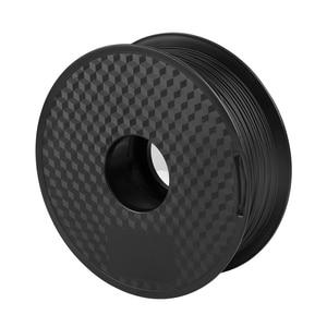 Image 4 - 2 kg/partii biały/czarny kolor drukarka 3D PLA Filament 1.75mm materiały drukarka 3D 1 kg/rolka do drukarki 3D/3D długopis Ender Filament