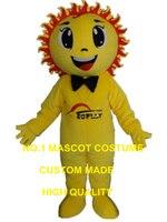 Солнце мальчик талисмана солнце пользовательские Герой мультфильма Косплей Карнавальный Костюм 3166