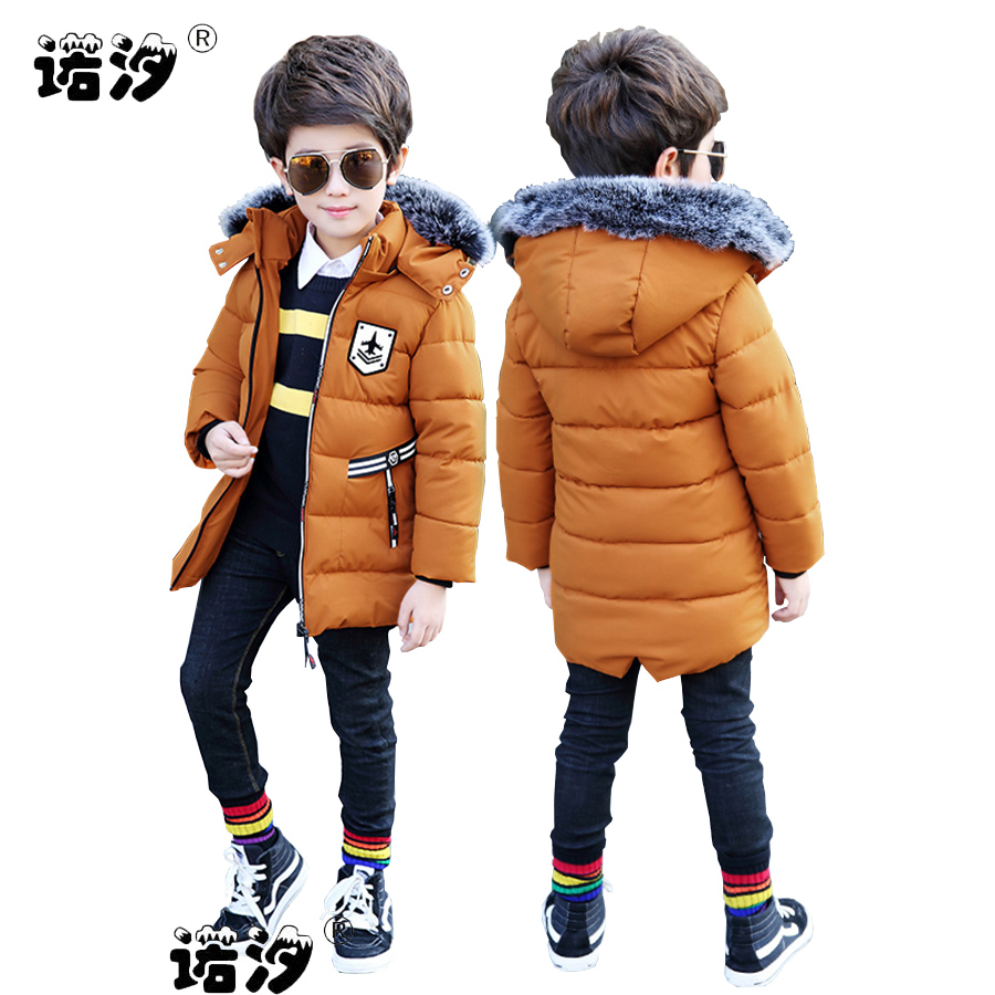 Baby boys clothes kids winter cotton jacket 3-11 Y boys high quality coat baby warm comfortable outwear child thicken outwearBaby boys clothes kids winter cotton jacket 3-11 Y boys high quality coat baby warm comfortable outwear child thicken outwear