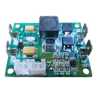 DC 6A LED Driver Constant Current Power Supply with PWM Connector For Moving LED Stage Light