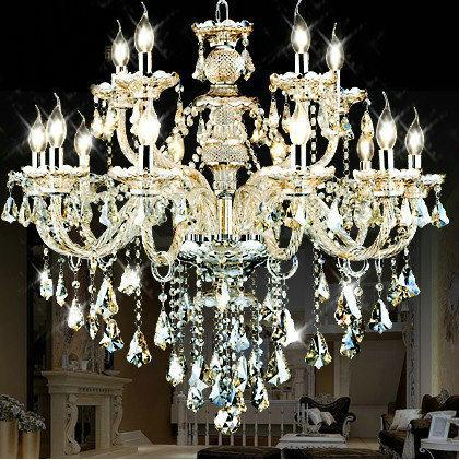 Népszerűsítse a kiváló minőségű K9 kristály luxus lobby - Beltéri világítás