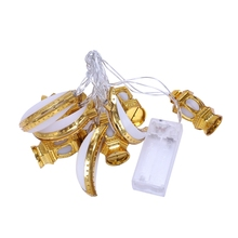 Ramadan Eid Decor Lights Led String Home Festival Wedding Party Muslim Decoration Classical Lamps