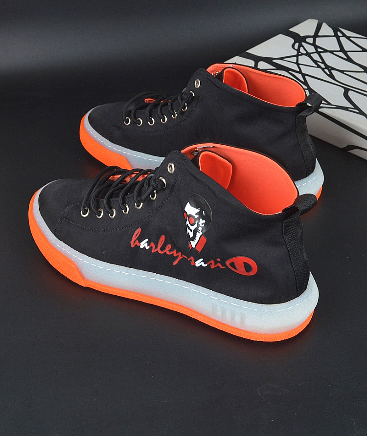 2019 Summer new high ice silk cloth men's shoes casual shoes, Korean breathable plate shoes men help small white shoes-in Basic Boots from Shoes on Aliexpress.com | Alibaba Group 96