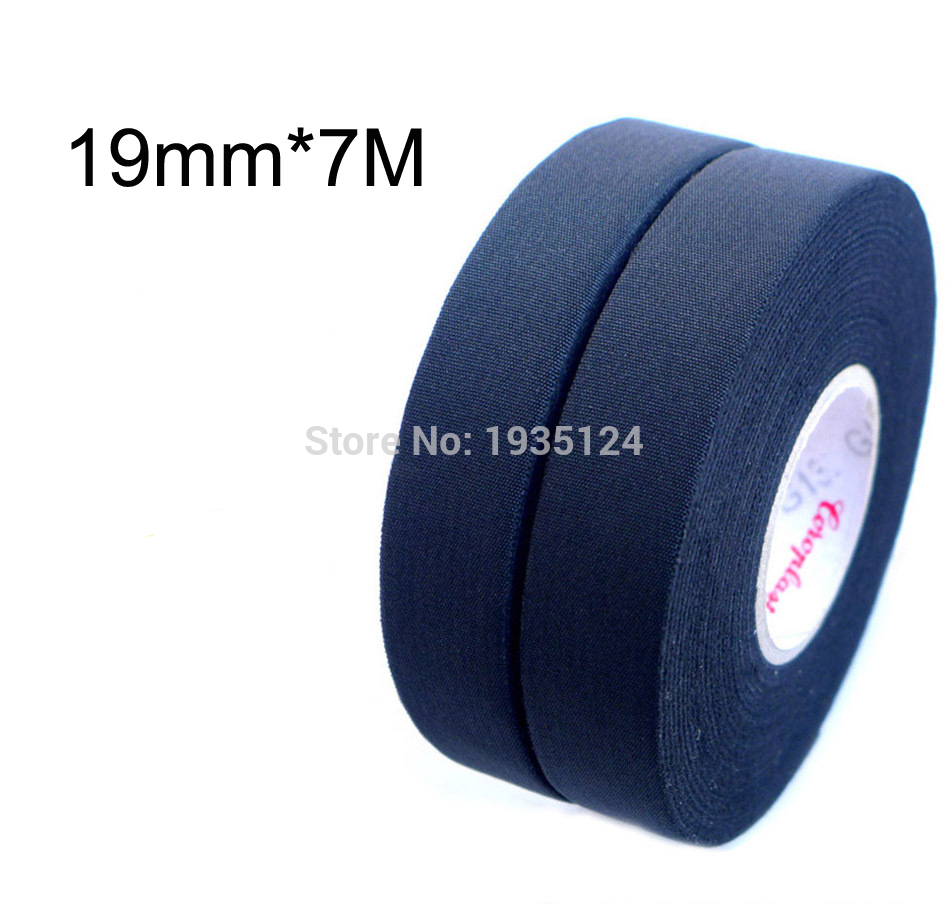 19mmx7M Universal Flannel fabric Cloth Tape automotive wiring harness  flannelet glue high temperature tape-in Tape from Home Improvement on  Aliexpress.com ...