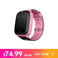 Bakeey V6 Kids Children Smartwatch SOS GPS GPRS LBS Location Tracker 3G Network WiFi Camera SIM Alarm Clock Smart Phone Watch