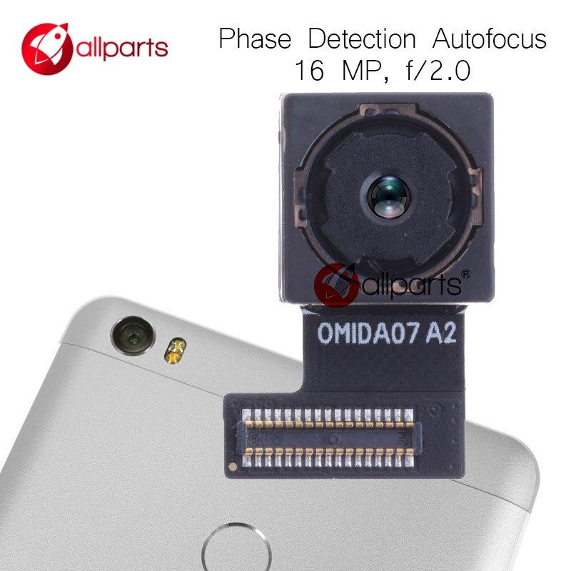 16 MP, f/2.0 ORIGINAL Main Back Camera Flex Cable For XIAOMI Mi MAX Back Camera Module Flex Cable Replacement Autofocus