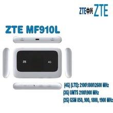 Lot of 2pcs ZTE MF910L LTE 4G WiFi pocket router unlocked with free gift send randomly