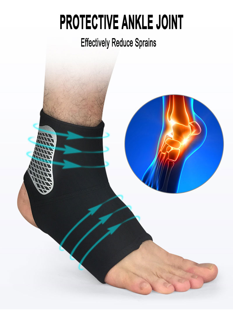 ankle support for basketball football running cycling (4)