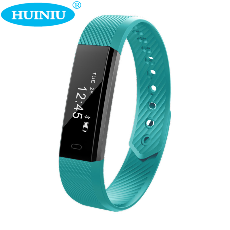Smart Bracelet Sport Wristband Bluetooth 4 0 Step Counter Activity Monitor Band Alarm Smart Band Fitness