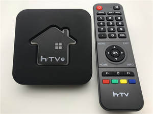 IPTV Smart-Tv-Box HTV Vod-Channels Portugal Android S905X Free Brazilian with Amlogic