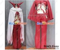 One Piece Cosplay Costume Sadi Chan Dark Red Jacket Hairpin H008