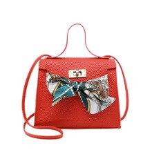 2019 Ladies Vintage European American Jelly flap bag Small Messenger Bags Women Lock Handbag Luxury Female Scarf Shoulder