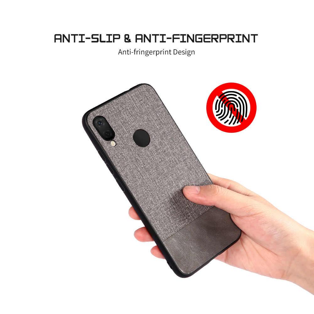 KISSCASE роскошный тканевый чехол для телефона Xiaomi mi 9 T 9 8 SE A1 A2 Lite Red mi K20 Pro Кожаный Красный mi Note 7 6 Pro Pocophone F1 чехол