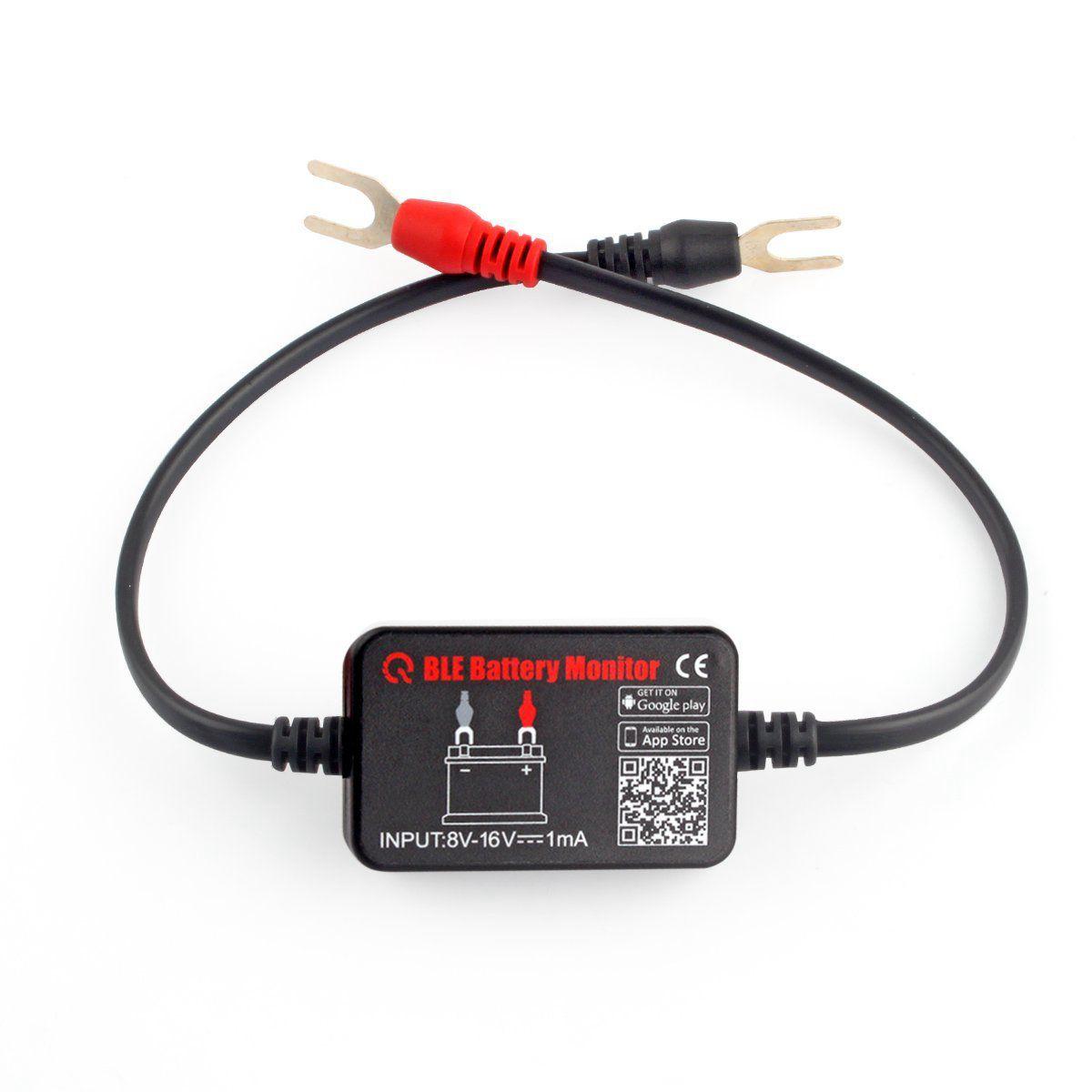 MYLB Automotive BM2 Wireless Car Battery Tester 12V Battery Load Tester Bluetooth 4 0 Battery Voltage