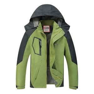 ca97850f508f Autumn Winter Hooded Windproof Sport Coat Plus size 5XL 2018 Outdoor  Workout wear