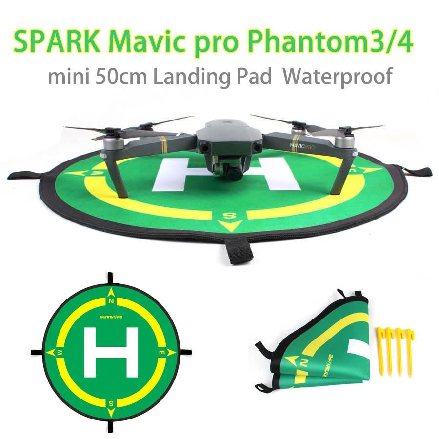SPARK Сгъваема площадка за кацане на - Камера и снимка - Снимка 1