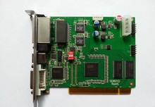 LINSN TS802D Sending Card , Full Color LED Video Display LINSN TS802 Sending Card