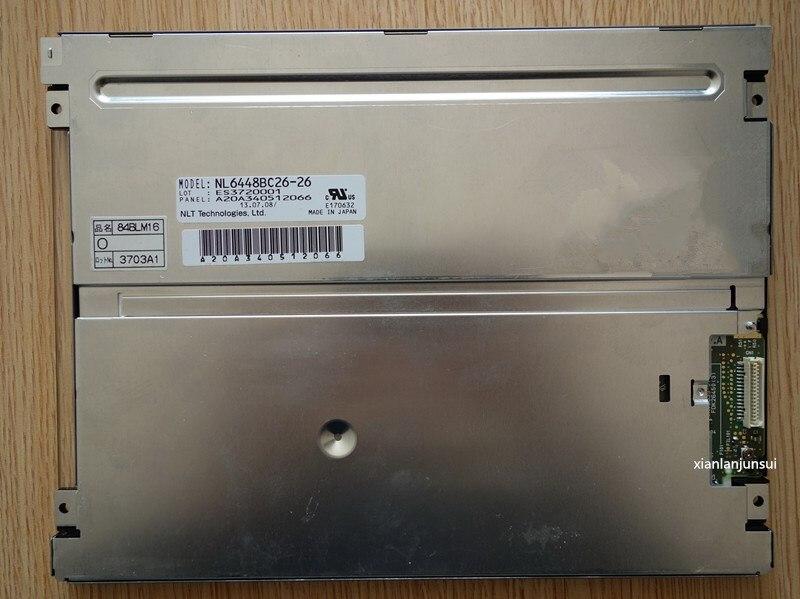 8.4 inch NL6448BC26 26 LED backlit display