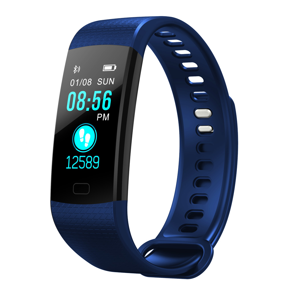 Fashion Smart Bracelet Watch Women Men Sport LED Bluetooth Digital Wristband Heart rate Blood Pressure Pedometer For Android iOS цена 2017