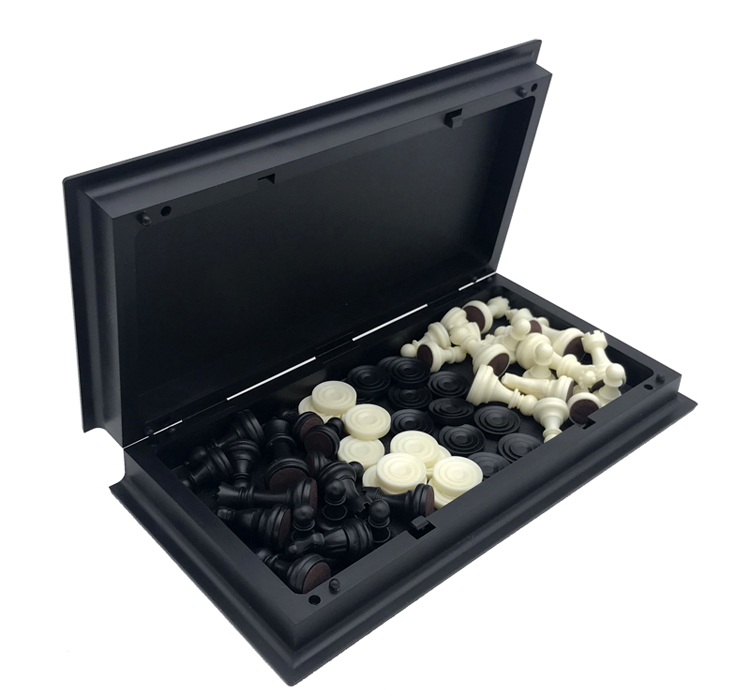 Magnetic Dual-uso Conjunto de Jogos de Tabuleiro