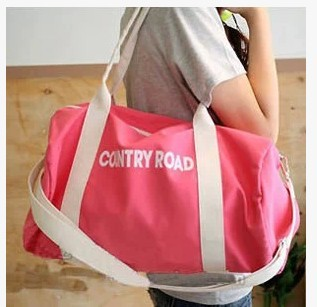 10be1cefa107 The new 2014 han edition country road travel bag bag canvas bag-in ...