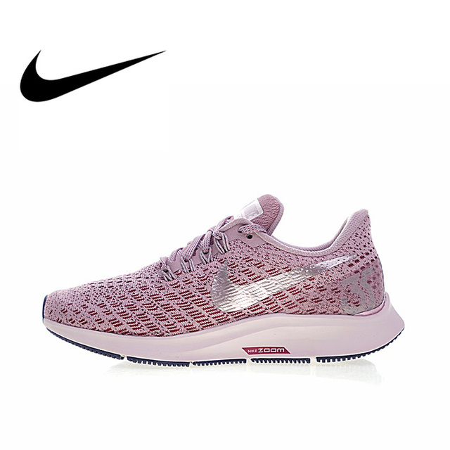 Original Authentic NIKE AIR ZOOM PEGASUS 35 Womens Running Shoes Sneakers  Breathable Sport Outdoor Walking Jogging Comfortable 10bb9fcff9